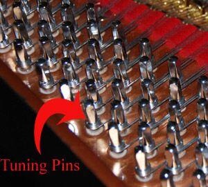 Tuning-Pins